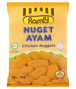 Ramly Chicken Nuggets 1kg