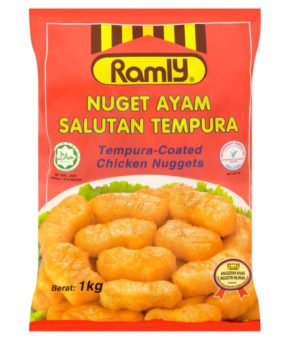 Tempura Chicken Nuggets 1kg