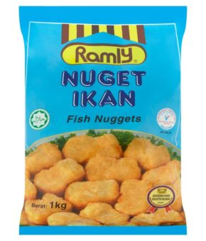 Ramly Fish Nuggets 1kg