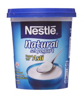 Nestle Natural Set Yogurt 470g