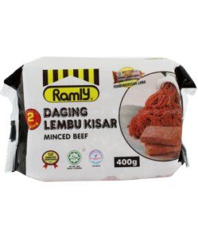 Ramly Lembu Kisar (Minced Beef) 400g