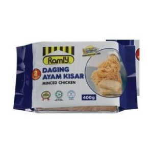 Ramly Ayam Kisar (Minced Chicken)  400g