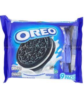 Oreo Vanilla Cream Sandwich Cookies