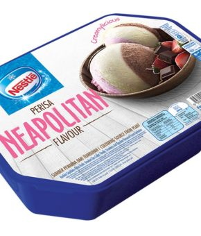 NESTLE Neapolitan Frozen Confection, 1.5L