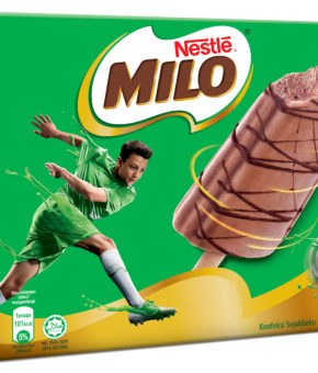 NESTLE MILO Stick FrozenConfection, 60ml (Pack of 6)