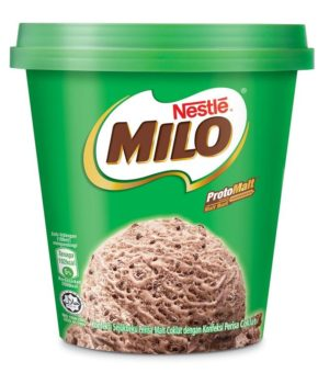 Nestle MILO Ice Cream 750ml