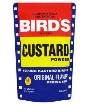 Bird's Custard Powder Original Flavour 300g