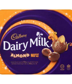 Cadbury Dairy Milk Almond Nuts 300g