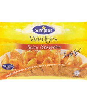 Simplot Wedges Spicy Seasoning 750g