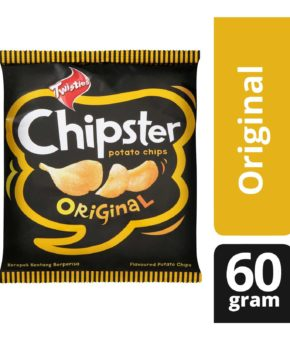 Twisties Chipster Original Potato Chips 60g