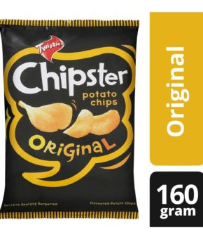 Twisties Chipster Original Potato Chips 160g