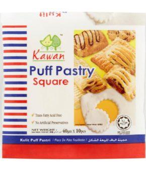 Kawan Puff Pastry Square 10 x 40g