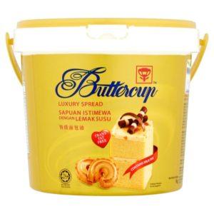 Buttercup Plastic Tub 1kg