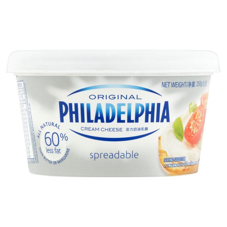 Kraft Phil Cream Cheese Spread 250g