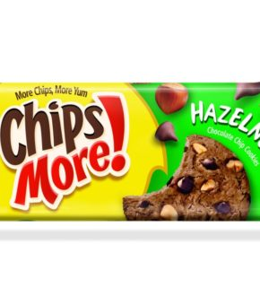 Chips More Hazelnuts Chocolate Chip Cookies 163.2g