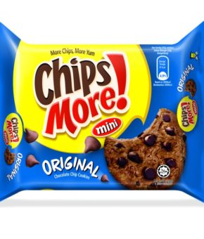 Mini Chips More Original Chocolate Chip Cookies 88g