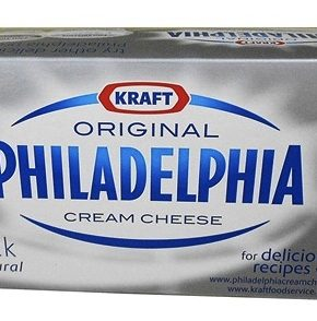 Kraft Philadelphia Cream Cheese 2kg Block