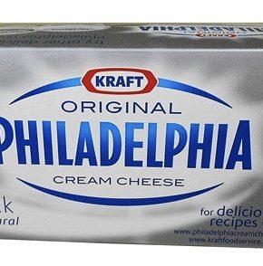Kraft Philadelphia Cream Cheese 2kg Block