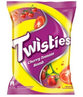 10 x Twisties Cherry Tomato B 65g