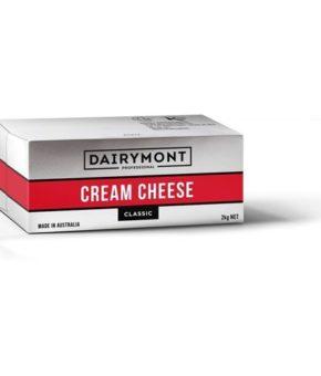 DAIRYMONT CREAM CHEESE 2KG