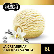 LA CREMERIA VANILLA 6L