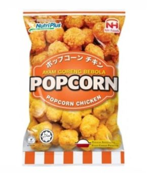 NIPPON NUTRIPLUS POPCORN CHICKEN – ORIGINAL 800G