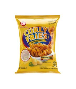CB Curly Fries 1kg