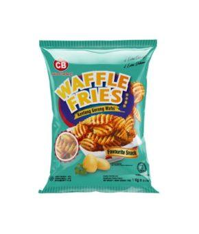 CB Waffle Fries 1kg