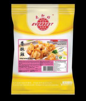 Everbest Vegetarian Roasted Chicken 250g  香酥鸡