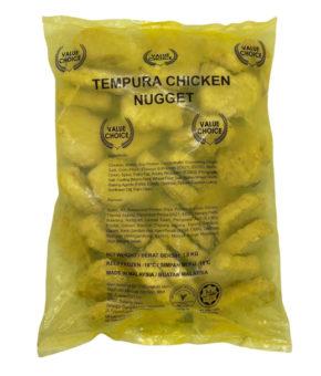 Value Choice Tempura Chicken Nugget 1kg
