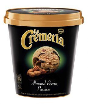 LA CREMERIA Almond Pecan Passion, 750ml