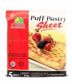 Kawan Puff Pastry 5 sheets (850g)