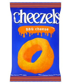 10 x Cheezels BBQ Cheese 60g
