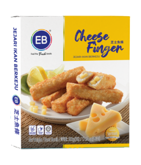 EB CHEESE FINGER 500G