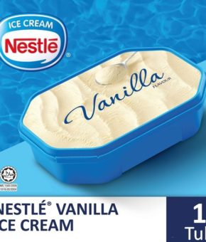 Nestle Ice Cream Vanilla 1.5L