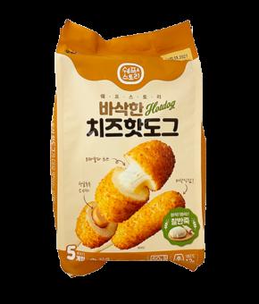 Wooyang Cheese Corn Dog 400g (5ea)