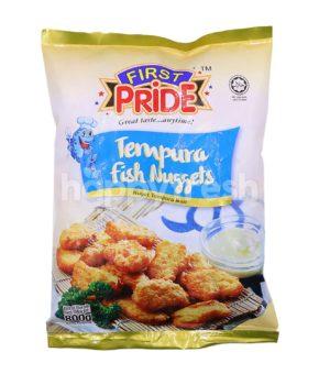First Pride Tempura Fish Nugget 800g