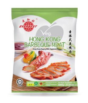 Everbest Hong Kong BBQ Meat 500g 素港式碳烧肉